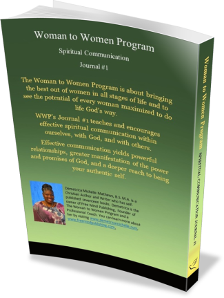 WWP Journal #1 back cover